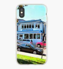 Main Street - Bar Harbor iPhone Case