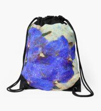 Vandas in Bloom Drawstring Bag