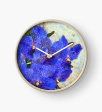 Vandas in Bloom Clock