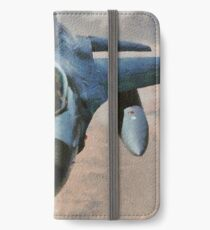 F-16 Falcon Jet Fighter iPhone Wallet/Case/Skin