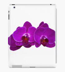 Fuchsia Phalaenopsis iPad Case/Skin