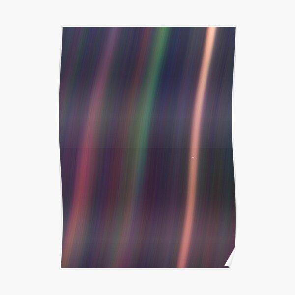 Pale Blue Dot, Voyager 1  Poster