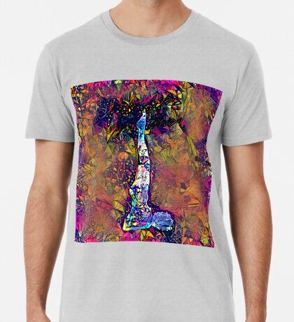 Abstract Feels Like Summer Premium T-Shirt