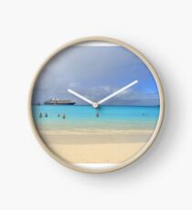 Half Moon Cay Clock