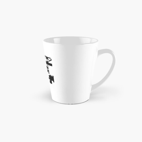 Deconstruction of Here Tall Mug