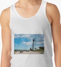 Lighthouse Beach Tank Top