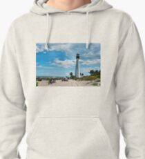 Lighthouse Beach Pullover Hoodie
