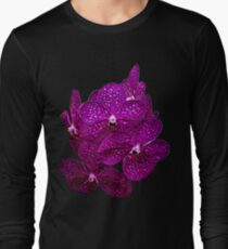 Orchids #9 Long Sleeve T-Shirt