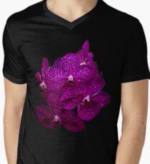 Orchids #9 Men's V-Neck T-Shirt