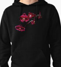 Orchids #8 Pullover Hoodie