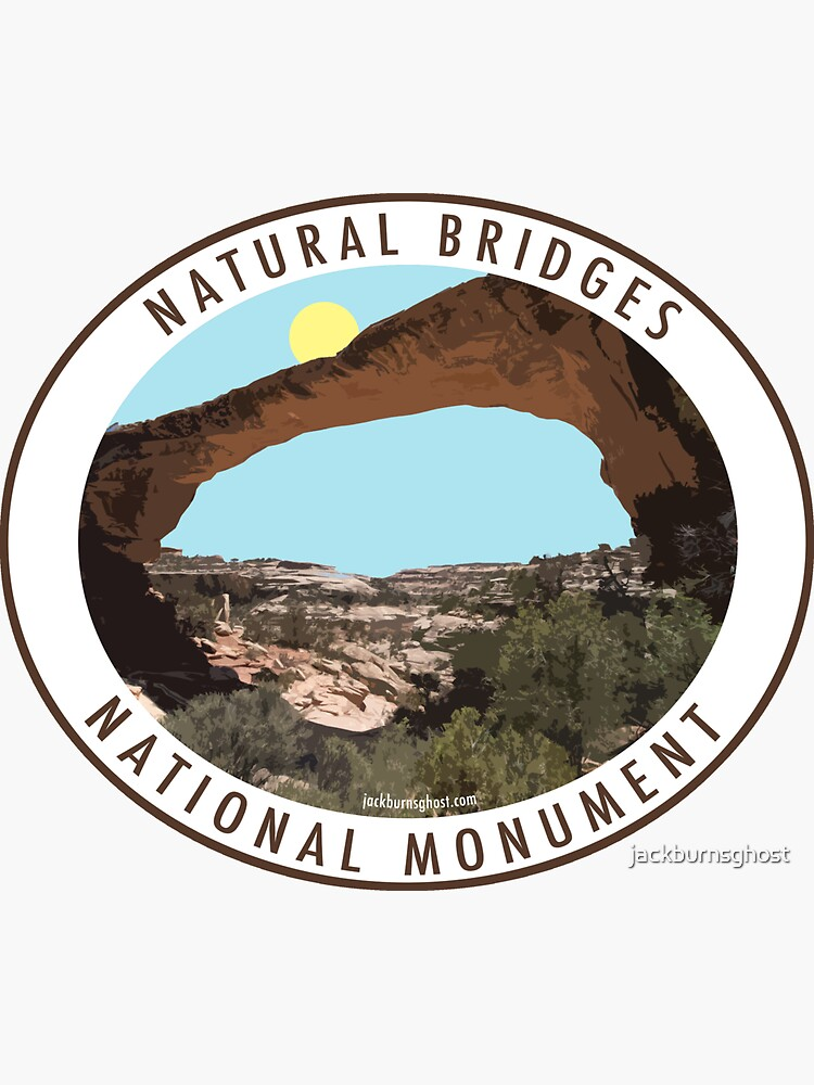 Natural Bridges National Monument by jackburnsghost
