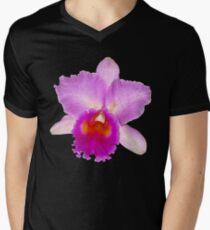 Orchid #7 Men's V-Neck T-Shirt