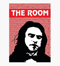 The Room Disaster Artist Tommy Wiseau Greg Sestero Photographic Print