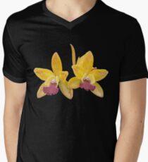 Orchids #6 Men's V-Neck T-Shirt