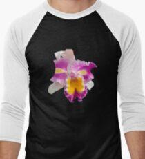 Orchids #5 Men's Baseball ¾ T-Shirt