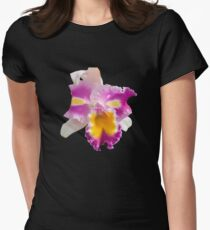 Orchids #5 Women's Fitted T-Shirt