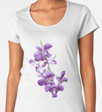 Orchids #2 Women's Premium T-Shirt