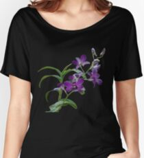 Orchids #1 Women's Relaxed Fit T-Shirt