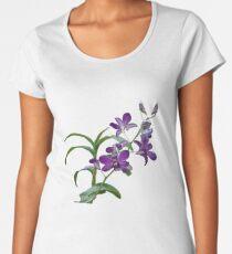 Orchids #1 Women's Premium T-Shirt