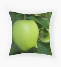 Autumn Fruit (in color) Throw Pillow