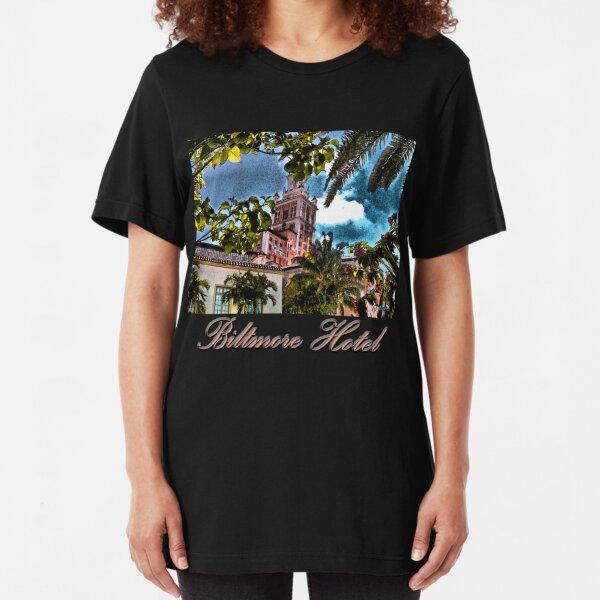 Biltmore Hotel Slim Fit T-Shirt