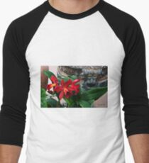 Sexy Saturday Men's Baseball ¾ T-Shirt