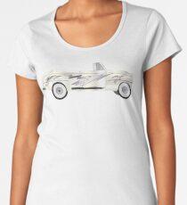 coche grease Premium Scoop T-Shirt