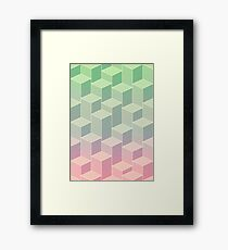UpsideDown III Framed Print