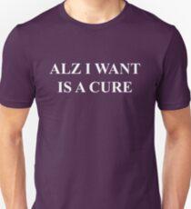 ALZ I WANT Unisex T-Shirt