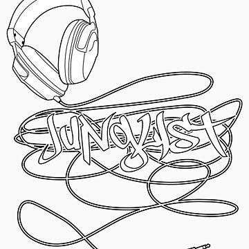 Junglist White by reshad80