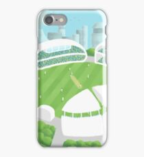 Space Cricket iPhone Case/Skin