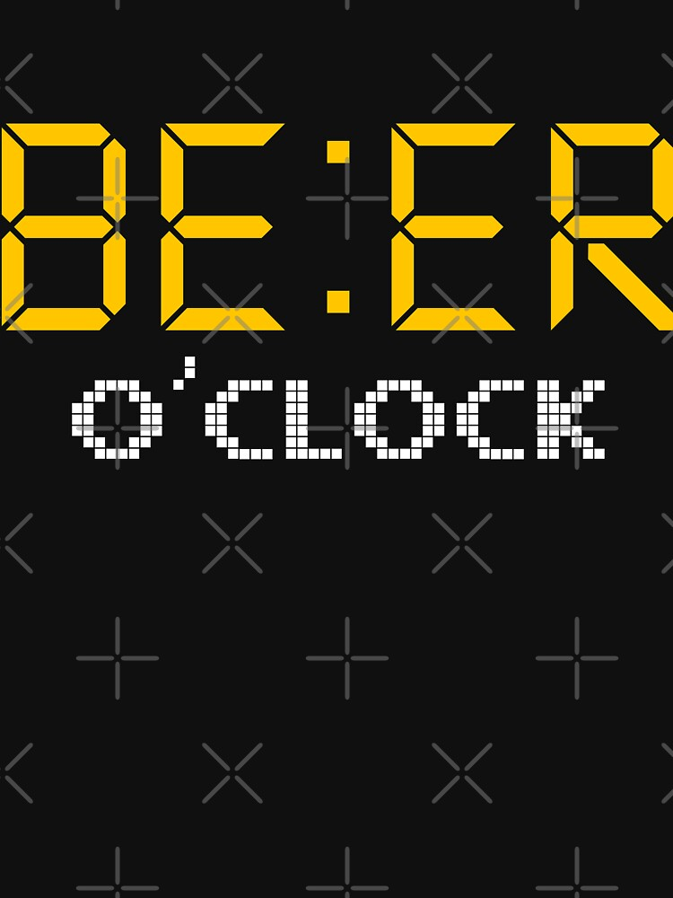 Beer O'Clock by lifestyleswag