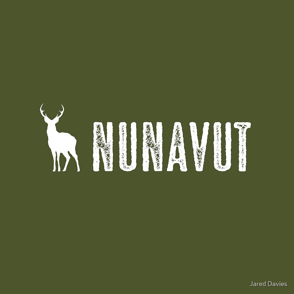 Deer: Nunavut, Canada by MilitaryCandA