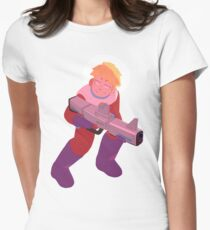Final Space - Gary Women's Fitted T-Shirt
