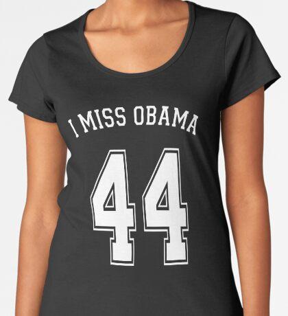 I Miss Obama 44 Women's Premium T-Shirt