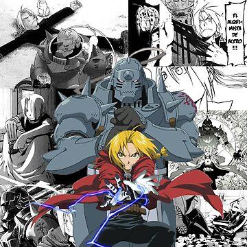 FMA - Edward and Alphonse - Manga Grouping by nidead