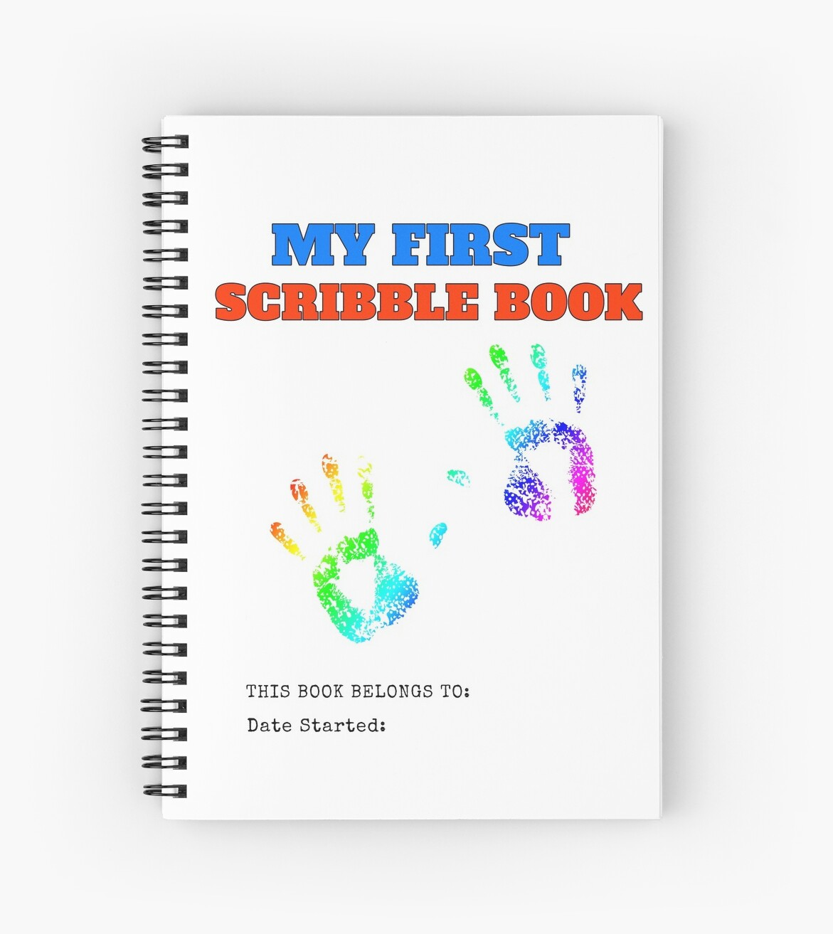 My First Scribble Book  by GypsyDreamer