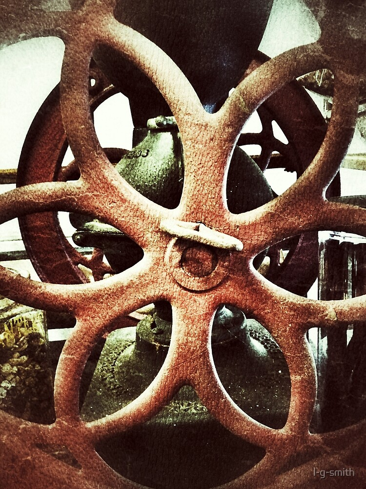 Rustic Wheel by l-g-smith