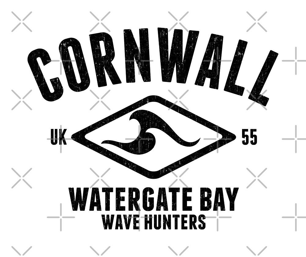 CORNWALL VINTAGE SURF DESIGN by SUBGIRL