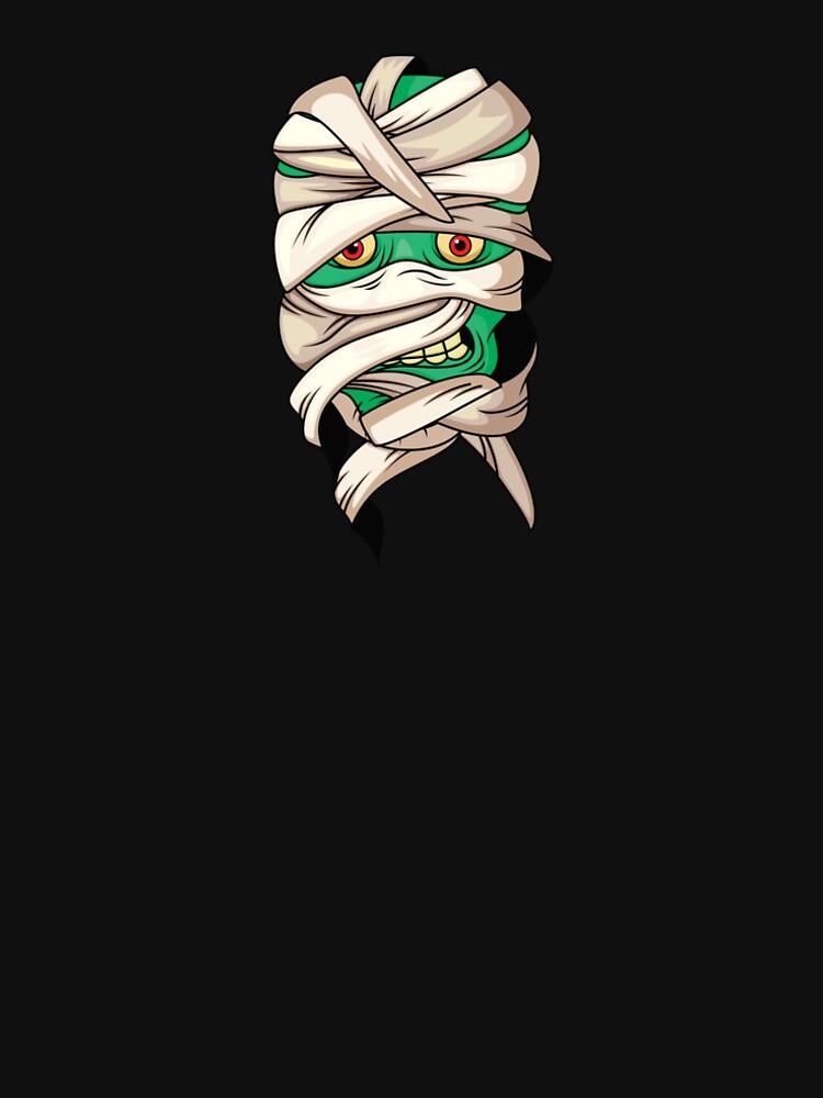 mummy halloween by MisterSmithers