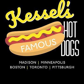 Kessel's Famous Hot Dogs by Mingjai