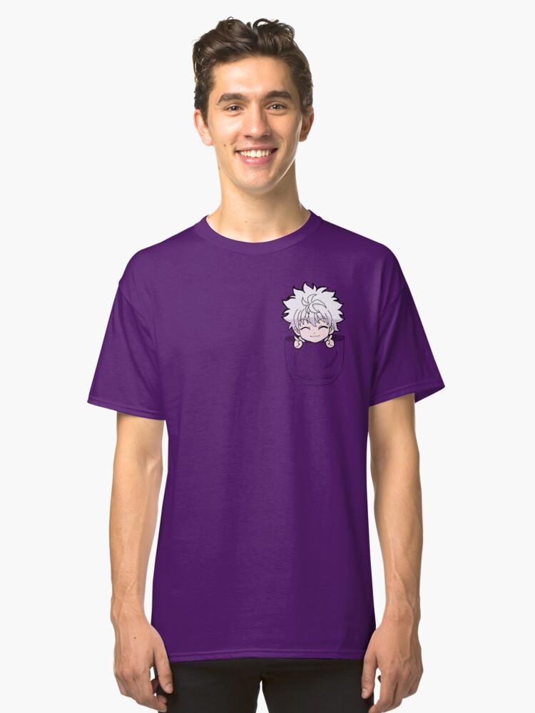 Kirua chibi Classic T-Shirt Front