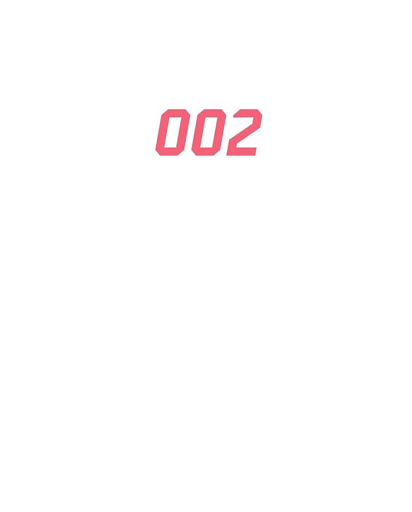Zero Two  by hansanity