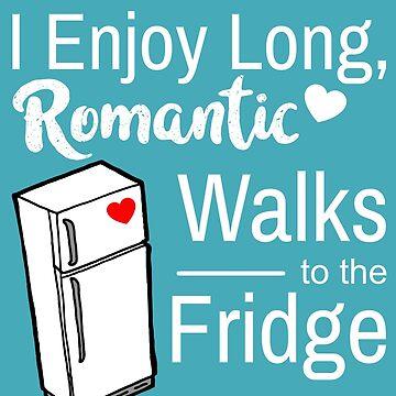 Fridge Romance by MeowntainCafe