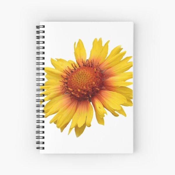 Blanket-Flower Spiral Notebook