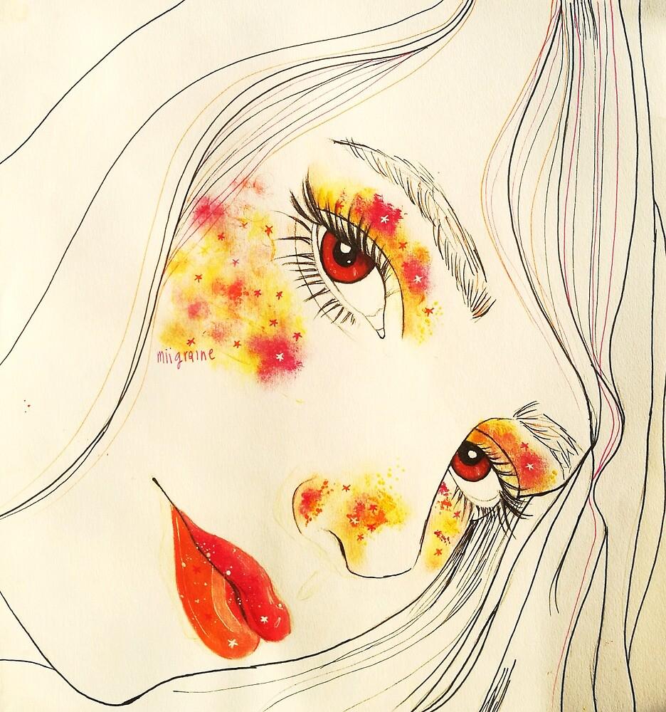 Stargirl by miigraine