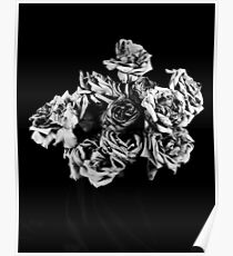 Roses are dead Poster