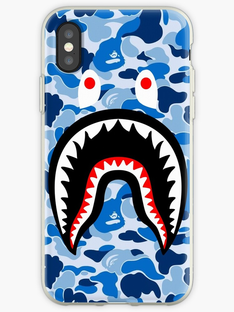 Shark Blue Camouflage by advane