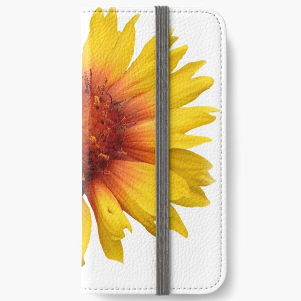 Blanket-Flower iPhone Wallet
