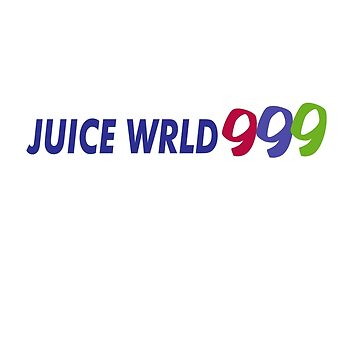 Juice Wrld Color design  by IjazAhmed1231
